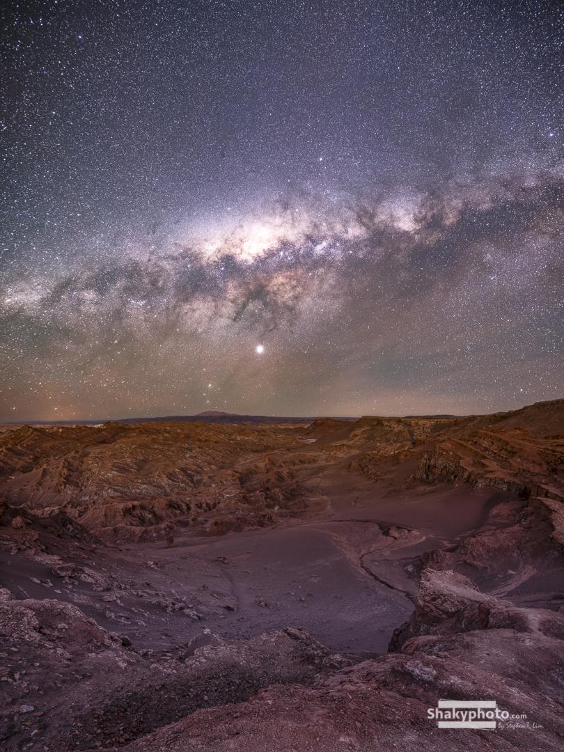 Pearls in the Atacama