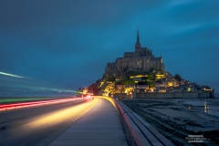 Race to Le Mont St. Michel