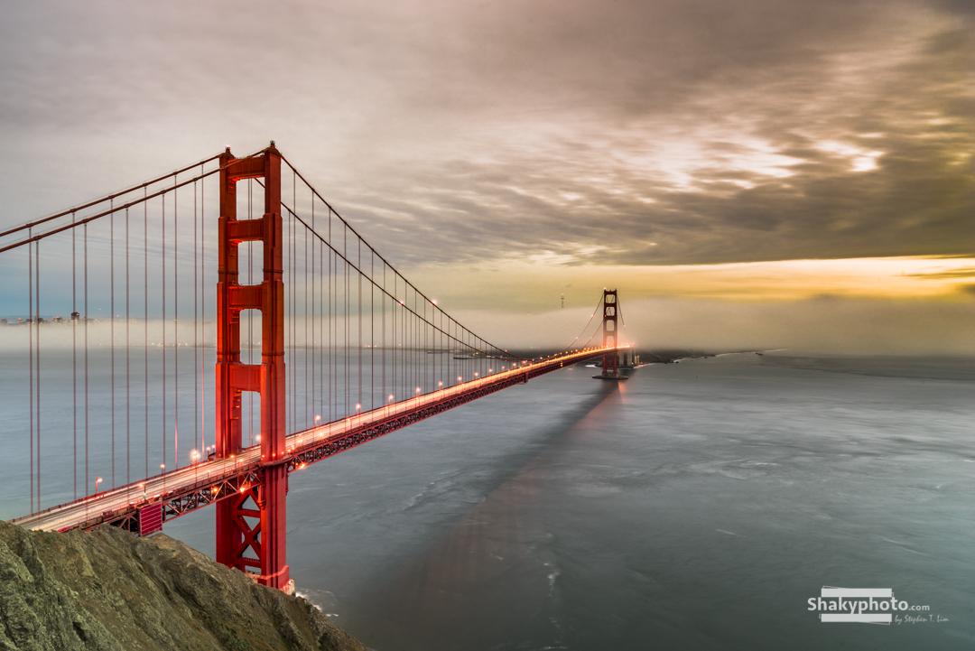 nother Golden Gate Evening