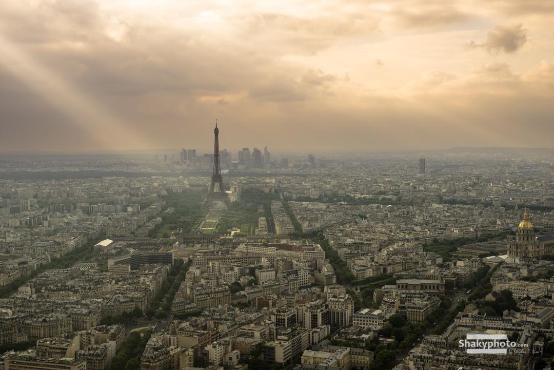 Paris Skline