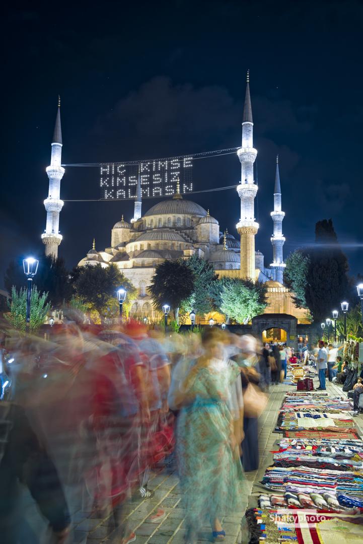 Ramadan -Instanbul