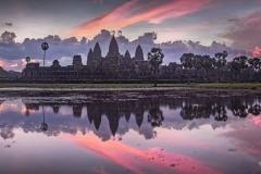 Angkor Wat Storm
