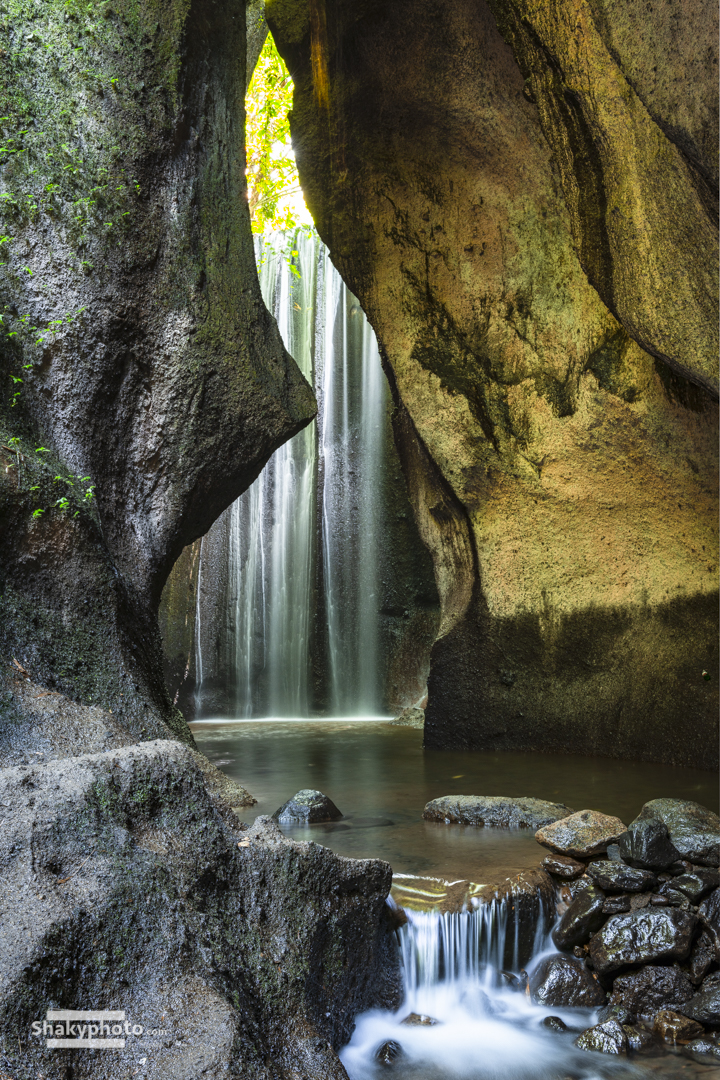 Hidden Falls II