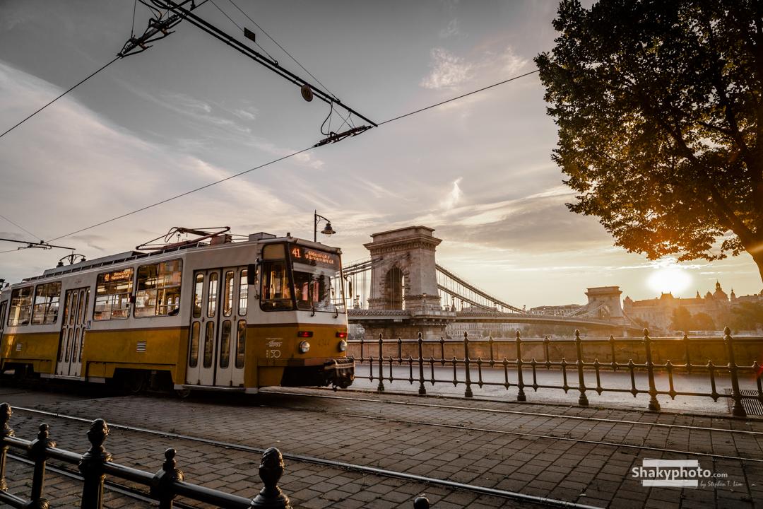 Budapest Dawn
