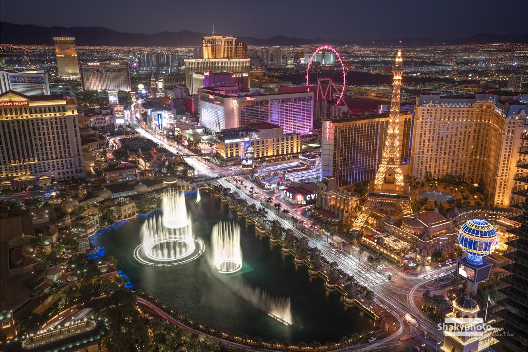 Vegas in its Glory