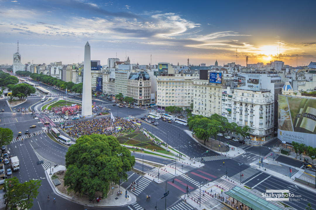 Buenos Aires Gathering